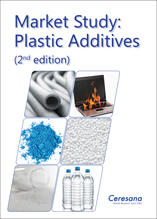 Auxiliary Materials without Alternatives: Ceresana Study on the Global Market for Plastic Additives