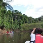 Guyana auf dem Wasserweg erschließen