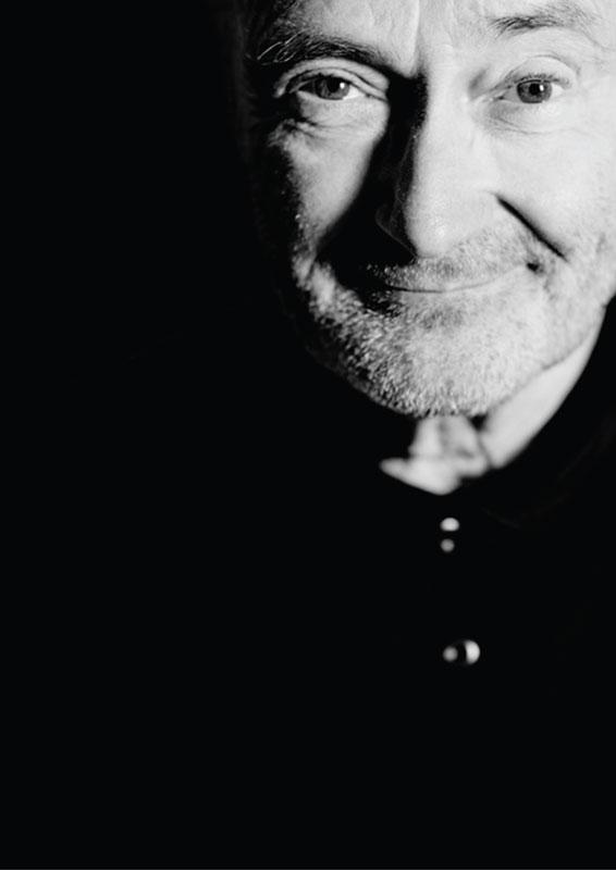 Megaforce baut Bühnen für Phil Collins