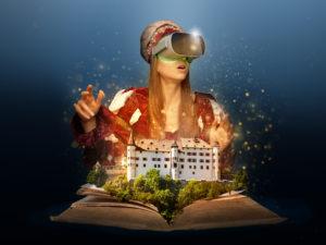 Neu: Schloss Tratzberg bietet Virtual Reality Zeitreisen – 500 Jahre Geschichte live und 3D