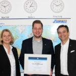 Luftfracht: ZUFALL in Haiger ist IATA-Agent