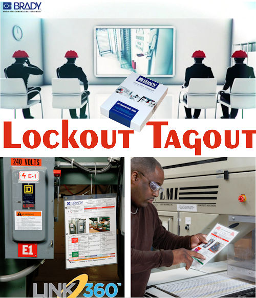 Arbeitssicherheit: Lockout-Tagout Schulung + Software