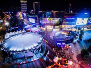 Magic Sky beim 2019 FIBA 3×3 Asia Cup im chinesischen Changsha