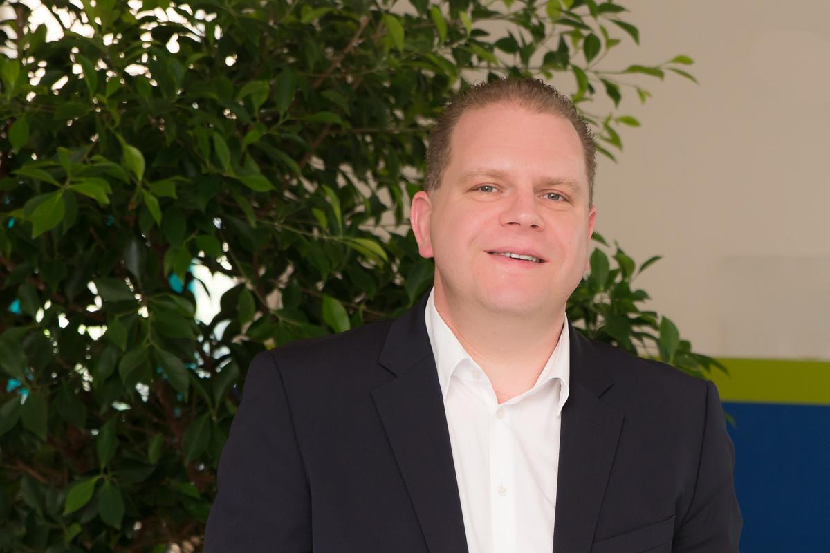 Stefan Brinkmann, Geschäftsführer der B+S GmbH Logistik und Dienstleistungen