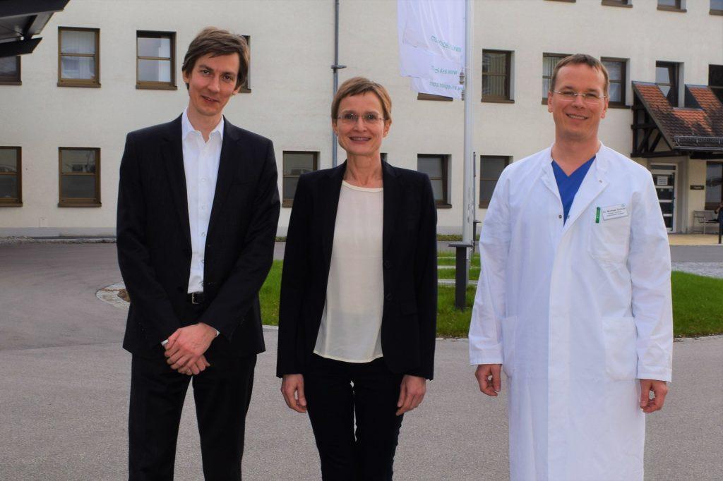 Asklepios Klinik im Städtedreieck: Dr. Heike Hofmann leitet künftig die Anästhesie und Intensivmedizin