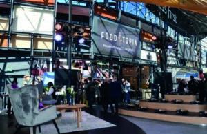 Neue Eventbühne der Frankfurter MyZeil strahlt mit ELATION Platinum Seven