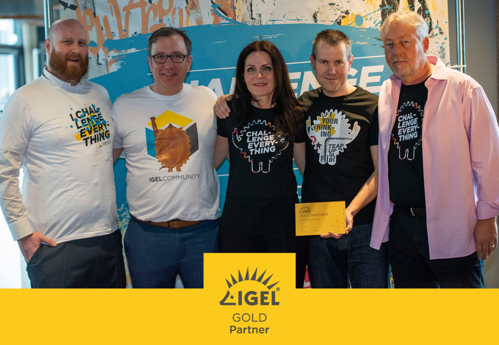 K-iS Systemhaus wird IGEL Gold-Partner