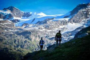 Waldlauf über der Baumgrenze: Trail Running im Aostatal