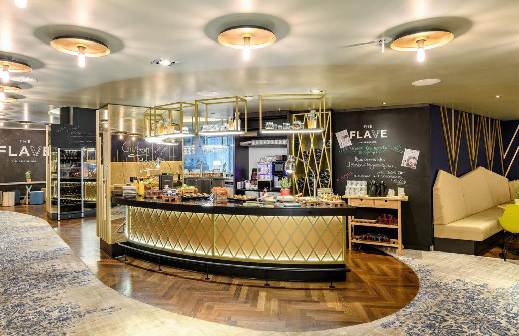 Keine halben Sachen. Renoviertes Mercure Hotel Freiburg am Münster feiert Wiedereröffnung