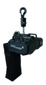 Movecat stellt PROStage+ D8-PLUS-Zug in 1.000er-Klasse mit integriertem Betriebsstundenzähler vor