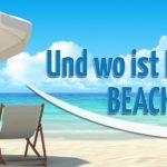 Beachflags mit großer Tradition