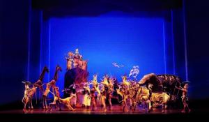 """Disney-Musical """"Der König der Löwen"""" mit Powermanagement von LSC"""