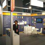 Chinaplas 2019 in Guangzhou mit Buchem Chemie+Technik im Deutschen Pavillion