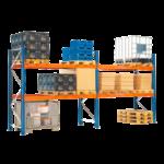 Palettenregal KENO – Artikel des Monats Mai bei Lagertechnik Becker