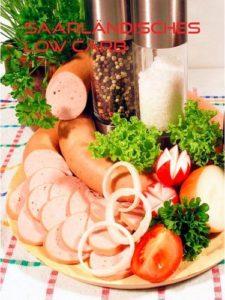 Saarländische gesunde Küche