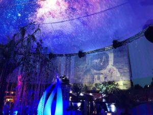Magic Sky beim Sommerfest des P1 in München