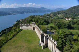 Der verzauberte Felsen am Lago Maggiore