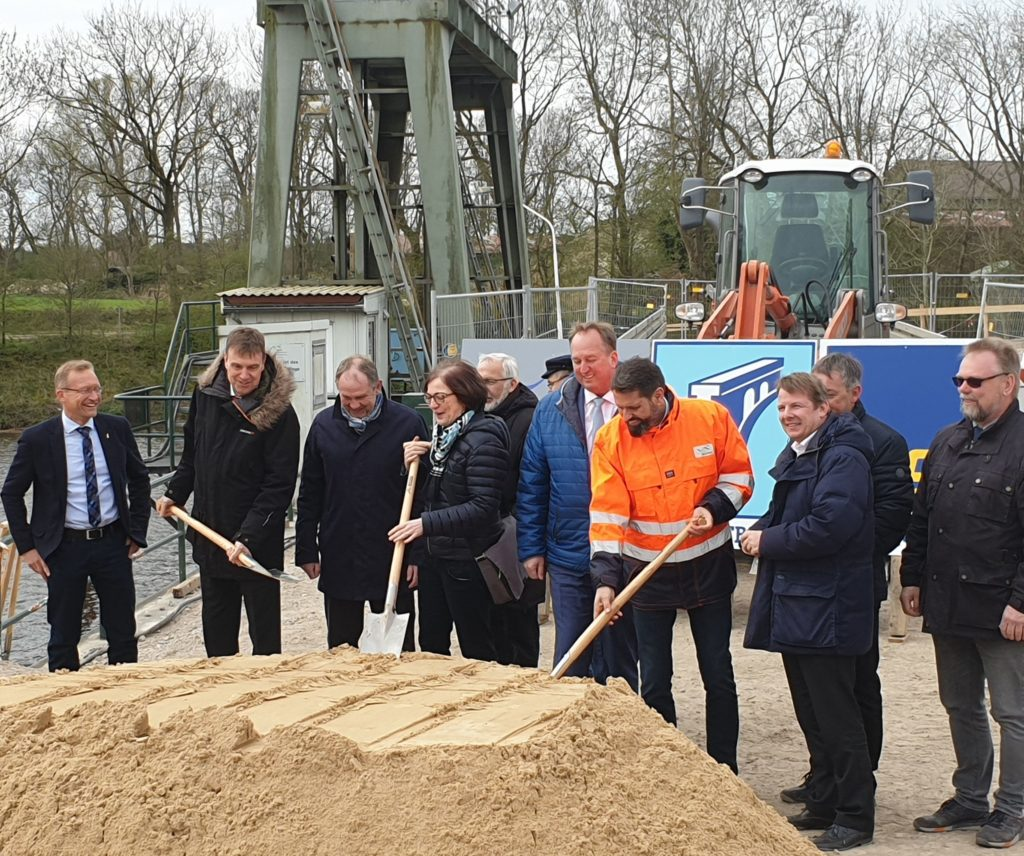 Tractebel expertise safeguards coast in the German state of Lower Saxony