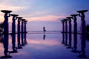 "Wie ""neugeboren"" mit den holistischen Wellness Retreats im Luxusresort ""The Mulia"", Bali"