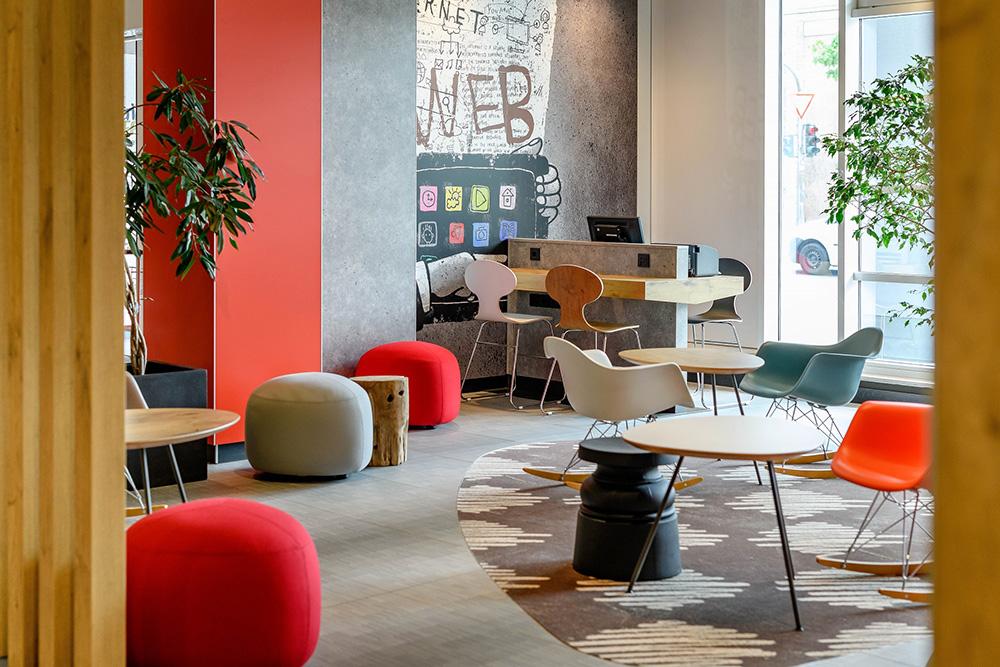 IBIS MAINZ CITY: EIN RUNDUM RENOVIERTES WOHLFÜHL-HOTEL FÜR BUSINESS- UND STÄDTEREISENDE