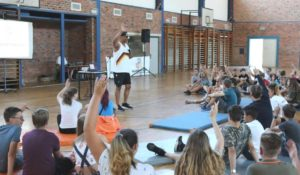 Antirassismus in Halle (Saale): Schulprojekt mit 2schneidig begeistert