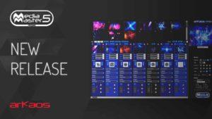 ArKaos veröffentlicht MediaMaster Pro 5.5