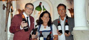 """Gastgeber-300x136 Wein """"Tasting"""" der Superlative im 5-Sterne SPA-HOTEL Jagdhof mit weltberühmten Weinen vom 19. – 22. September 2019"""
