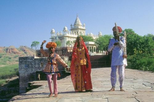 Indien in kleinen Gruppen entdecken