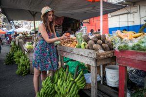 Wo die Handvoll würzt, nicht die Prise – Aromen-Vielfalt in Grenadas Multi-Kulti-Küche