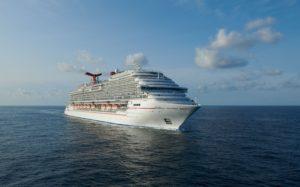Panorama absolviert Hochsee-Tests – Neues Carnival-Flaggschiff kreuzt ab Dezember entlang der Mexikanischen Riviera