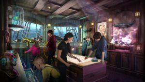 Phantom Bridge: Princess Cruises präsentiert Escape Room-Spiel für die ganze Familie – Debüt auf der neuen Sky Princess