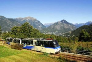 Vigezzina Centovalli – die Schmalspurbahn am Lago Maggiore
