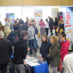In der Welt zu Hause: JugendBildungsmesse Oldenburg zeigt jungen Menschen Wege ins Ausland