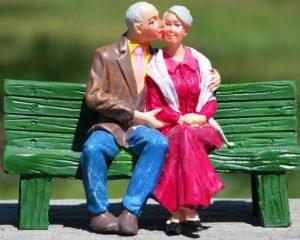 Mit zunehmendem Alter steigt das Risiko für chronische Krankheiten