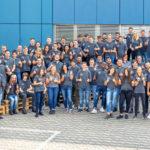Ausbildungsstart 2019: Für 79 Azubis beginnt die Zukunft bei der ZUFALL logistics group