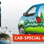 Fahrzeugbeschriftung – die Top-10 im CAR-SPECIAL®