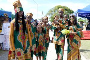 EmancipationDay2018_AmandaRichards-3-300x200 Afrikanische Traditionen in Südamerikas Naturparadies – Guyanas Erbe liegt auch auf dem Schwarzen Kontinent