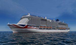 Familien im Visier – Auf der Iona von P&O Cruises sollen sich Groß und Klein wohlfühlen – LNG-Neubau startet im Mai 2020