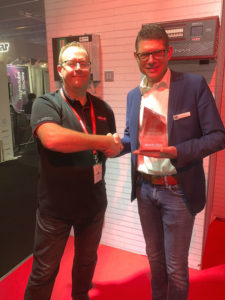 "LSC Lighting Systems zeichnet LMP als ""Distributor of the Year 2018"" aus"