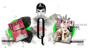 """Audrey Hepburn verkauft Magazine! Über 500 """"Audrey Hepburn – Zeitungsverkäufer"""" stehen ab sofort im Handel in Deutschland"""