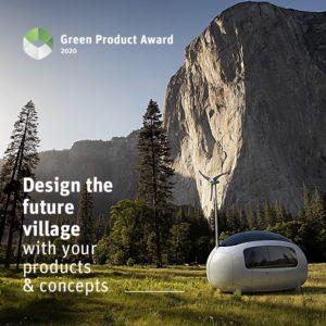 """Der Green Product Award 2020- Das """"Future Village"""""""