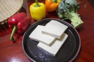 Ursprung und Herstellung von Tofu