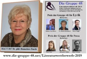 Literaturwettbewerb 2019 am 8. September in Rösrath