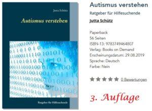 AUTISMUS-Ratgeber startet in die 3. Auflage