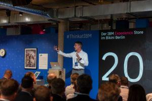 "George P. Johnson realisierte ""Think at IBM"" in Berlin"
