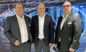 nilco-Reinigungsmaschinen GmbH und Fimap geben auf der CMS in Berlin Kooperation bekannt