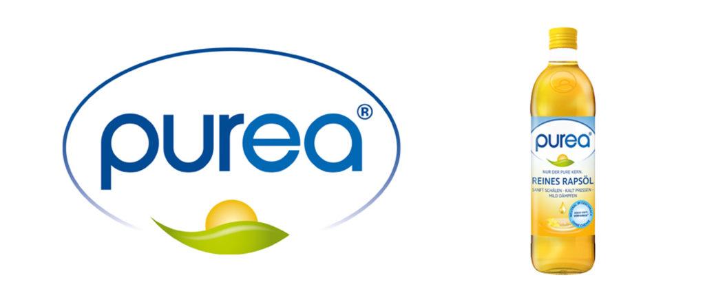 Erfolgreicher Productlaunch: Neues Rapsöl purea® schon bei 6.500 Lebensmittelmärkten erhältlich