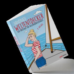 """Gut informiert ins Gap-Year starten – 11. Auflage des """"Handbuch Weltentdecker"""" erschienen"""