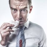 Schlechte Ernährungsweise, kranker Körper