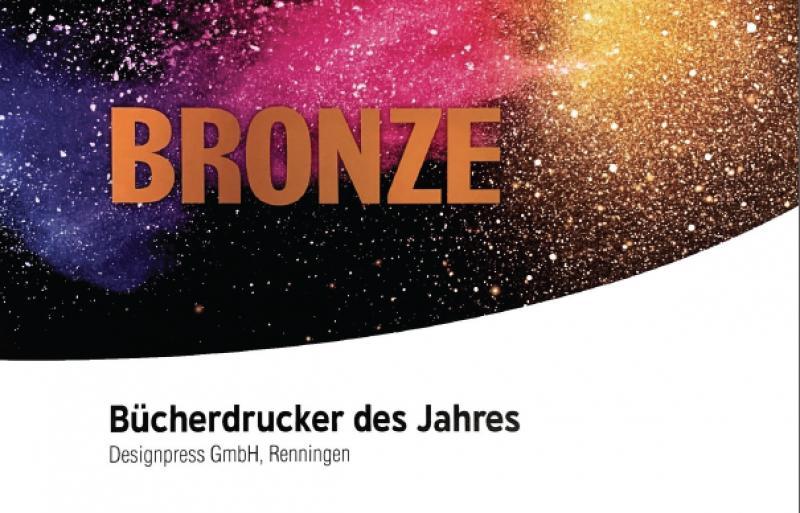DESIGNPRESS aus Renningen erhält Edelmetall - inar.de